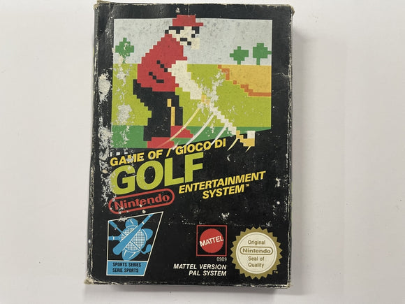 Golf Complete In Box