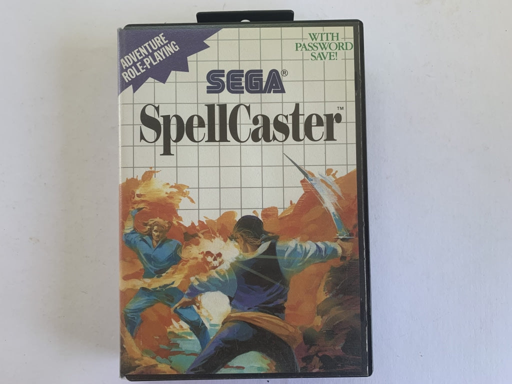 Spell Caster In Original Case
