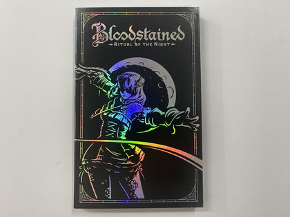 Bloodstained Ritual Of The Night Brand New & Sealed with Kickstarter Exclusive Outer Cover