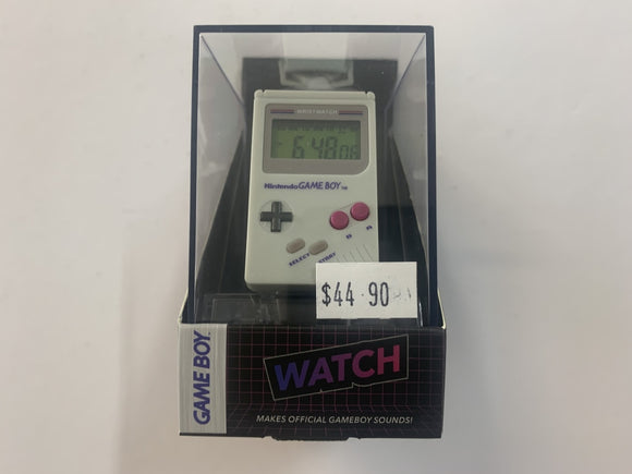 Gameboy Watch Paladone Brand New Nintendo Official Merchandise