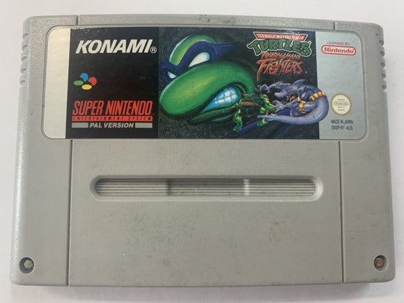 Teenage Mutant Ninja Turtles: Tournament Fighters Cartridge