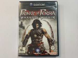 Prince Of Persia Warrior Within Complete In Original Case