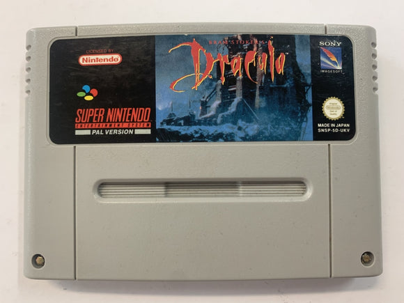 Bram Stokers Dracula Cartridge