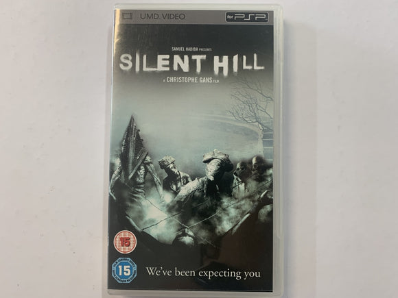 Silent Hill Film UMD Complete In Original Case