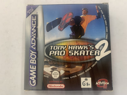Tony Hawk's Pro Skater 2 Complete In Box