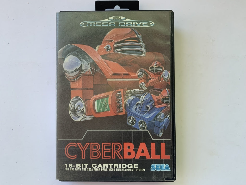 Cyber Ball In Original Case