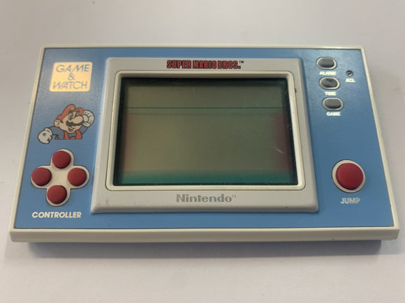 Super Mario Bros Widescreen Game & Watch Handheld Console