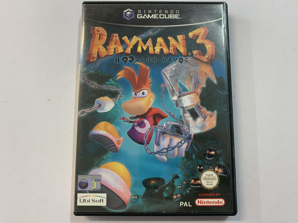 Rayman 3 In Original Case