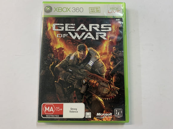 Gears Of War Complete In Original Case