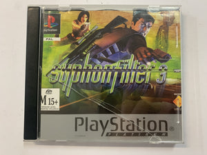 Syphon Filter 3 Complete In Original Case