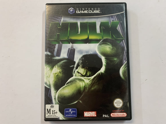 Hulk Complete in Original Case