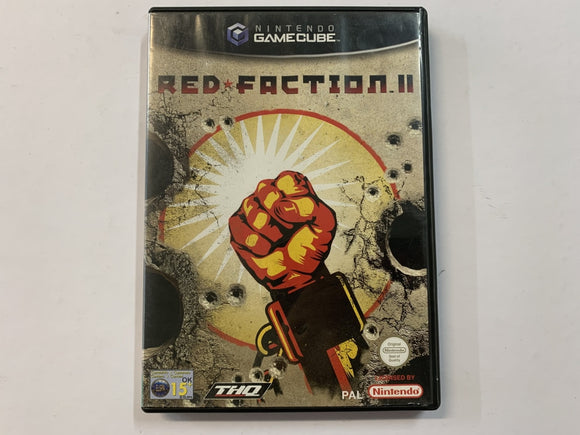 Red Faction 2 Complete In Original Case