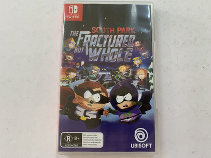 South Park The Fractured But Whole Complete In Original Case