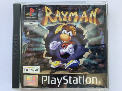 Rayman Complete In Original Case