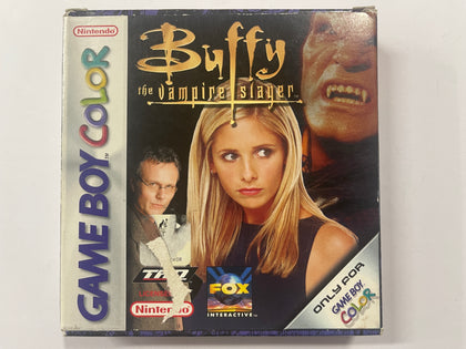 Buffy The Vampire Slayer Complete In Box