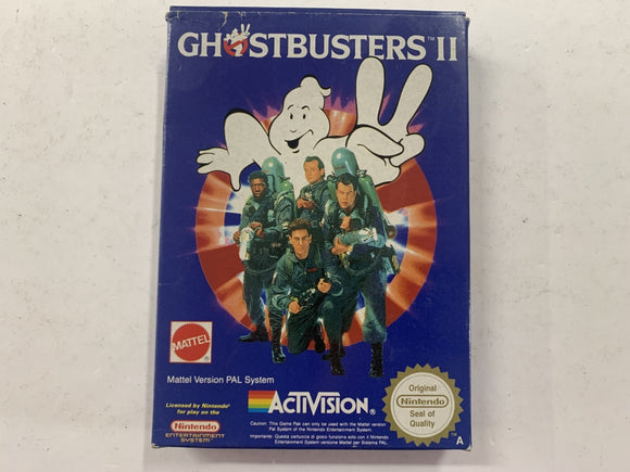 Ghostbusters 2 Complete In Box