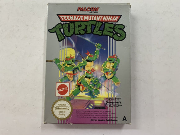 Teenage Mutant Ninja Turtles TMNT Complete In Box