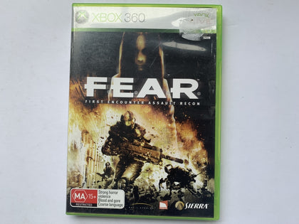 Fear Complete In Original Case