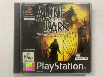 Alone In The Dark New Nightmare Complete In Original Case