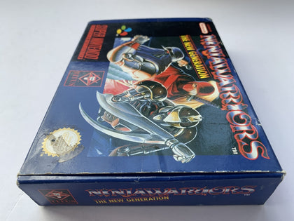 Ninja Warriors The New Generation Complete In Box