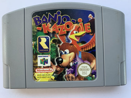 Banjo Kazooie Cartridge