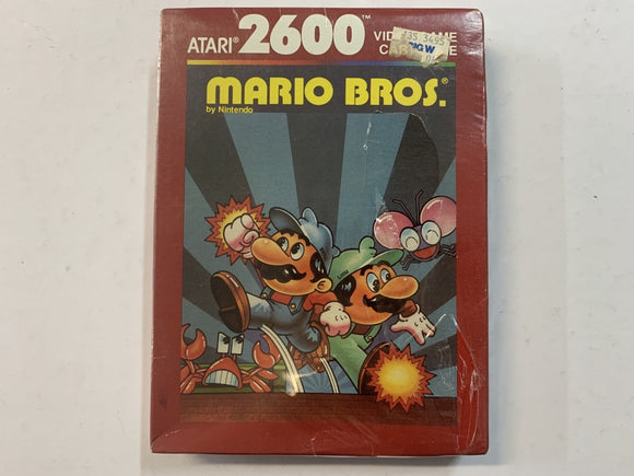 Mario Bros by Nintendo Brand New & Sealed
