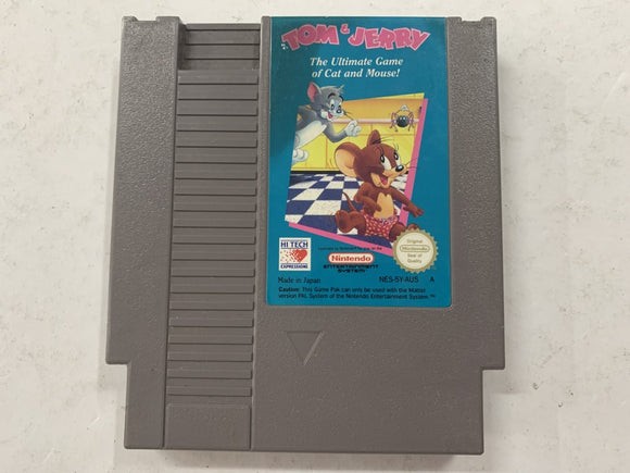 Tom & Jerry Cartridge