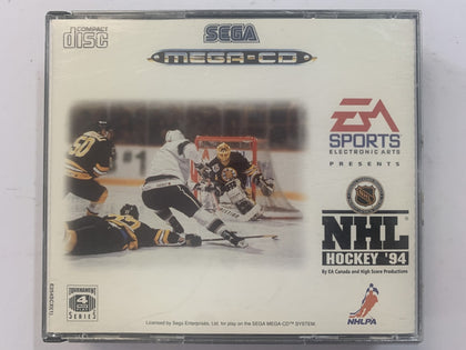 EA Sports NHL Hockey 94 Complete In Original Case for Sega Mega CD