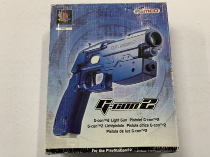 Namco G-Con 2 Gun for PlayStation 2 In Original Box