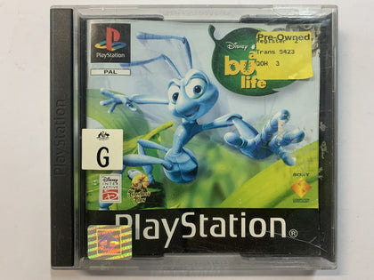 A Bugs Life Complete In Original Case