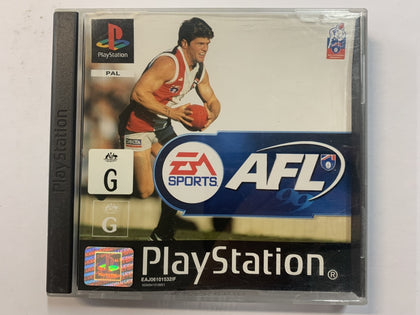 AFL 99 Complete In Original Case
