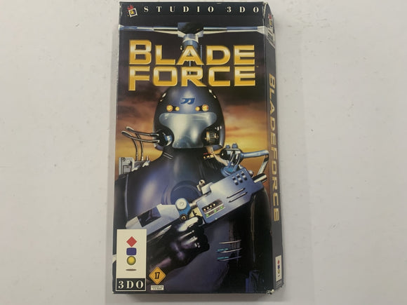 Blade Force for Panasonic 3DO Complete In Box