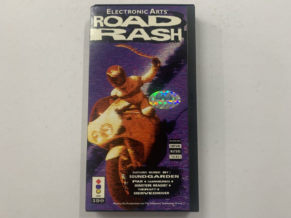 Road Rash Complete In Box