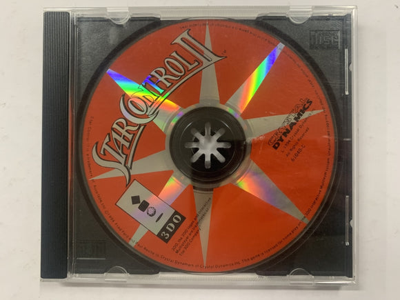 Star Control 2 Disc for Panasonic 3DO