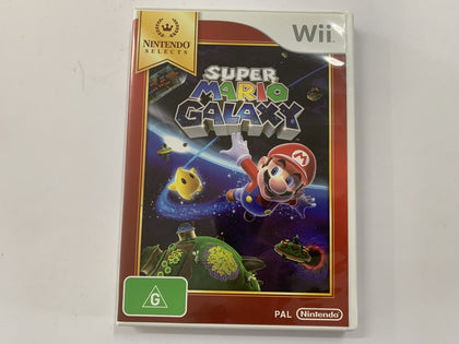Super Mario Galaxy Complete In Original Case