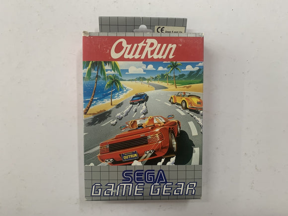 Outrun Complete In Box