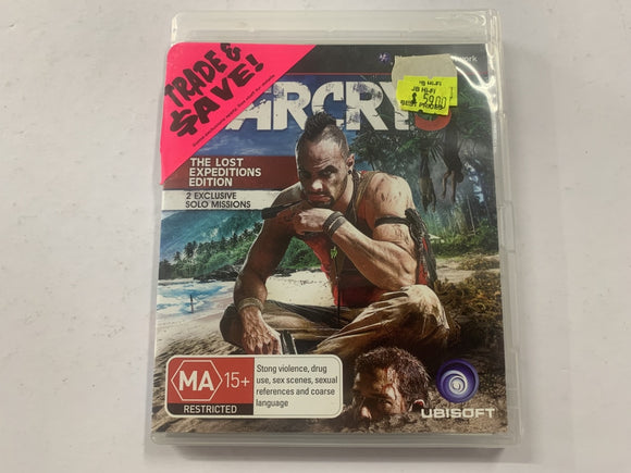 Far Cry 3 Complete In Original Case