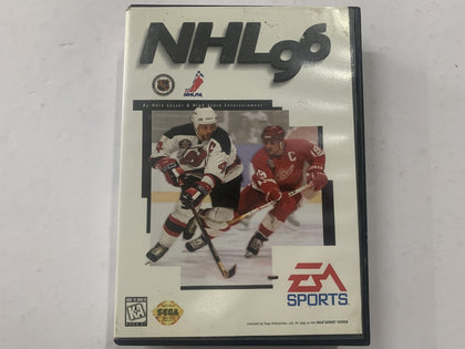 NHL 96 Complete In Original Case