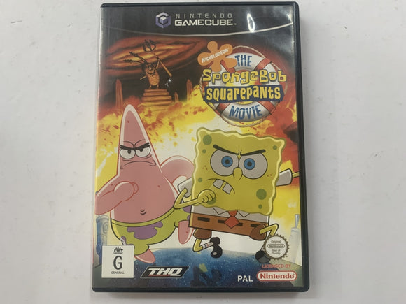 The Spongebob Squarepants Movie In Original Case