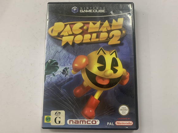 Pacman World 2 Complete In Original Case