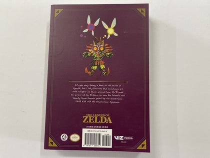 The Legend Of Zelda Majora's Mask A Link To The Past Legendary Edition Book