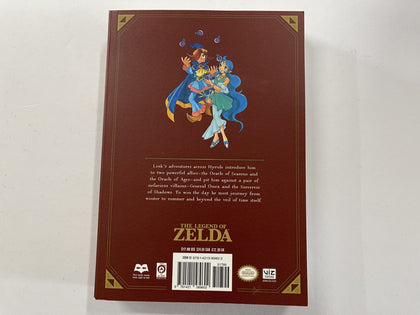 The Legend Of Zelda Oracle Of Seasons Oracle Of Ages Legendary Edition Book