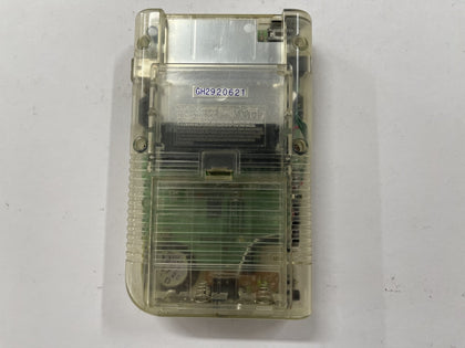 Clear Original Nintendo DMG Gameboy Console