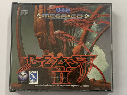 Beast 2 Complete In Original Case for Sega Mega CD