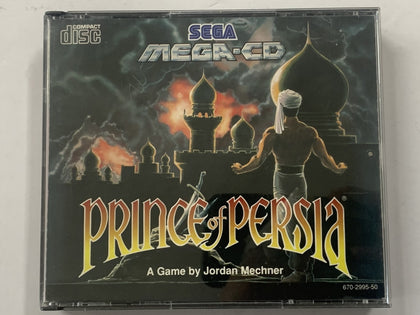Prince Of Persia Complete In Original Case for Sega Mega CD