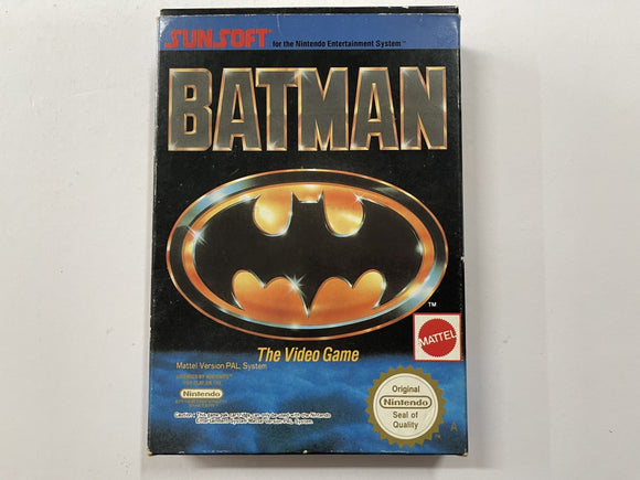 Batman The Video Game Complete In Box