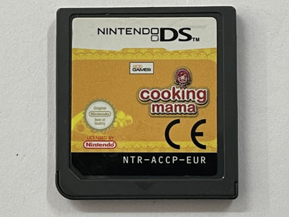 Cooking Mama Cartridge