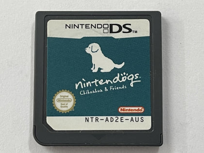 Nintendogs Chihuahua & Friends Cartridge
