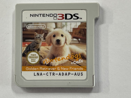 Nintendogs + Cats Cartridge