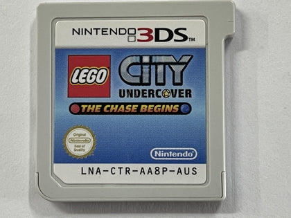 Lego City Undercover The Chase Begins Cartridge